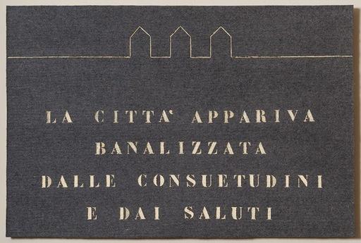 Vincenzo AGNETTI - Painting - Paesaggio