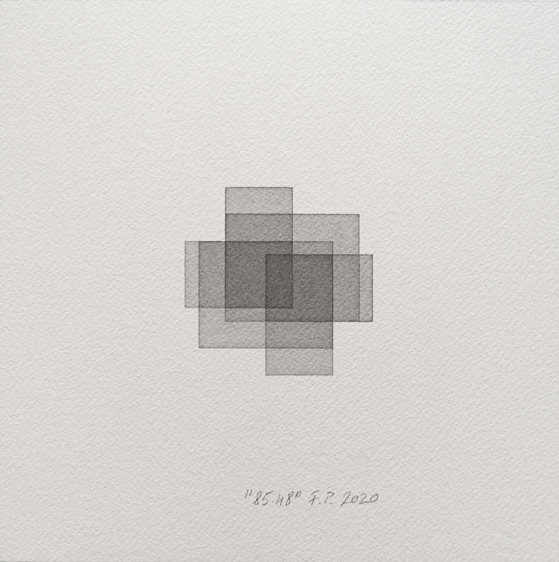 François PERRODIN - Dessin-Aquarelle - 85.48