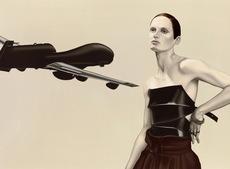 Sandra ACKERMANN - Pittura - Recycle your dreams