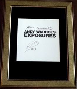 Andy WARHOL - Dibujo Acuarela - Coeur dollar
