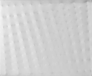 恩里克•卡斯特拉尼 - 绘画 - Superficie Bianca