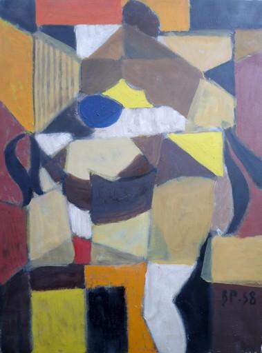 Bill PARKER - Gemälde - Galerie max kaganowitch