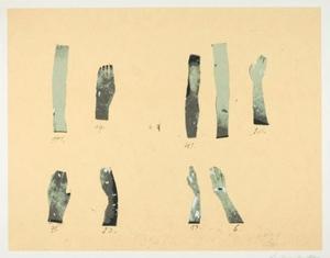 Luc TUYMANS - Print-Multiple - Wiedergutmachung