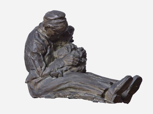 Giovanni PRINI - Escultura - Maternity
