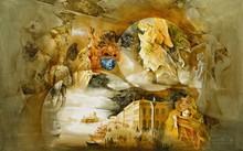 Roger SURAUD - Peinture - AMALGAME VENITIEN