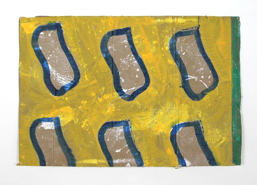 Claude VIALLAT - Painting - 2017-026