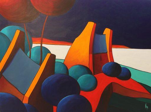 Gérard NEYB - Painting - Gernad