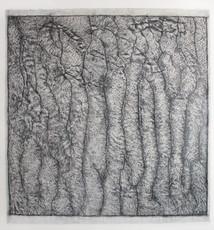 Gérard SIMOEN - Drawing-Watercolor - Ligne de la Mémoire