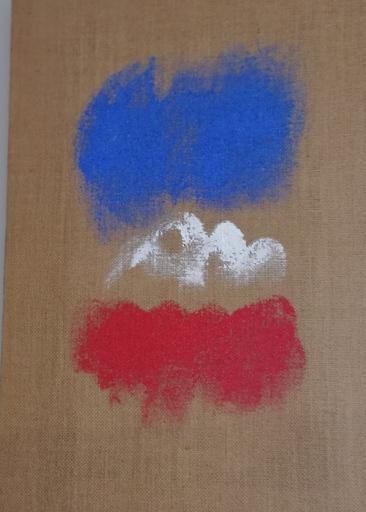 Salvatore EMBLEMA - Painting - Senza titolo