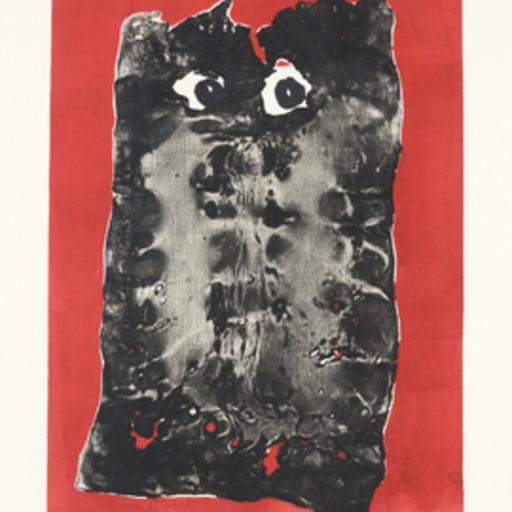 荷尔维·迪罗萨 - 版画 - Sans titre (54)