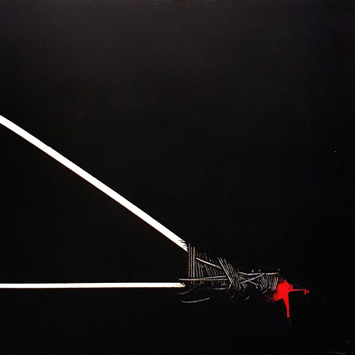 Emilio SCANAVINO - Gemälde - Congiunzione