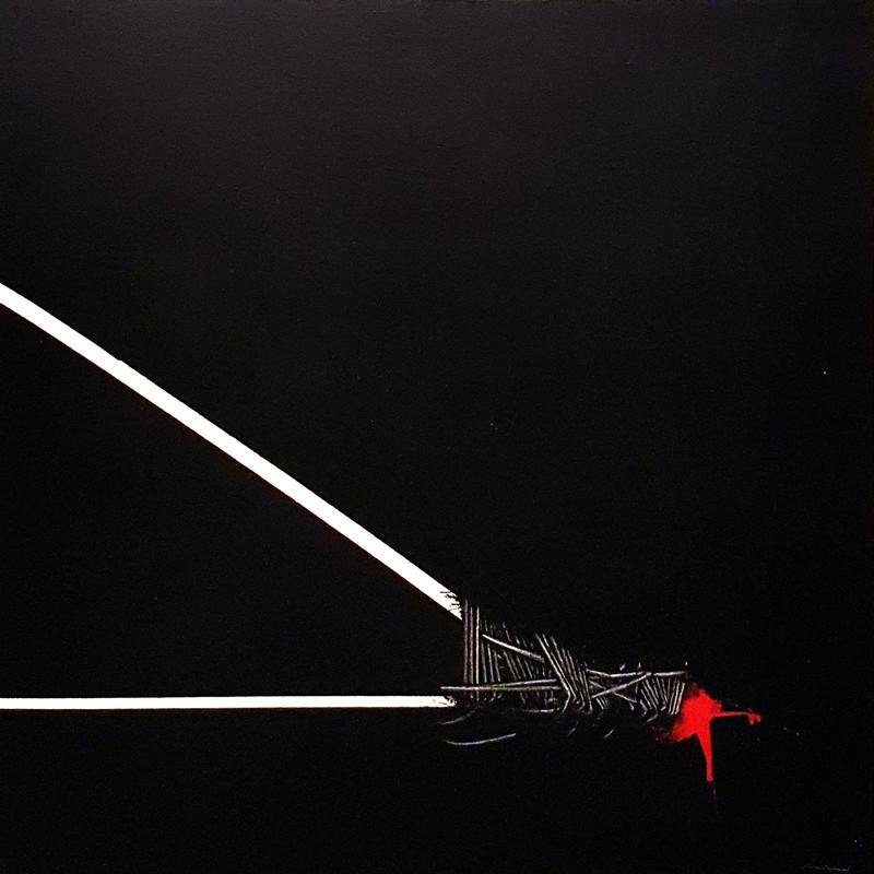 Emilio SCANAVINO - Peinture - Congiunzione