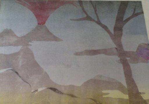 Leiko IKEMURA - Print-Multiple - Paisajes con el monte Fuji 3