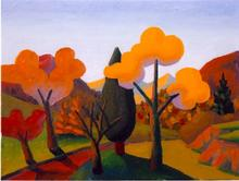 SALVO - Peinture - Ottobre