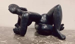 Antoniucci VOLTI - Skulptur Volumen - Odetta