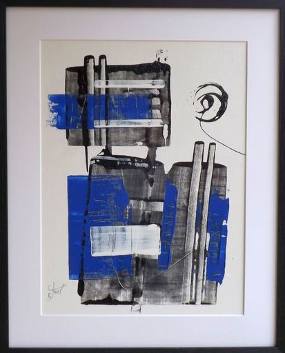 Benoit THIEL - Drawing-Watercolor - C.Loin