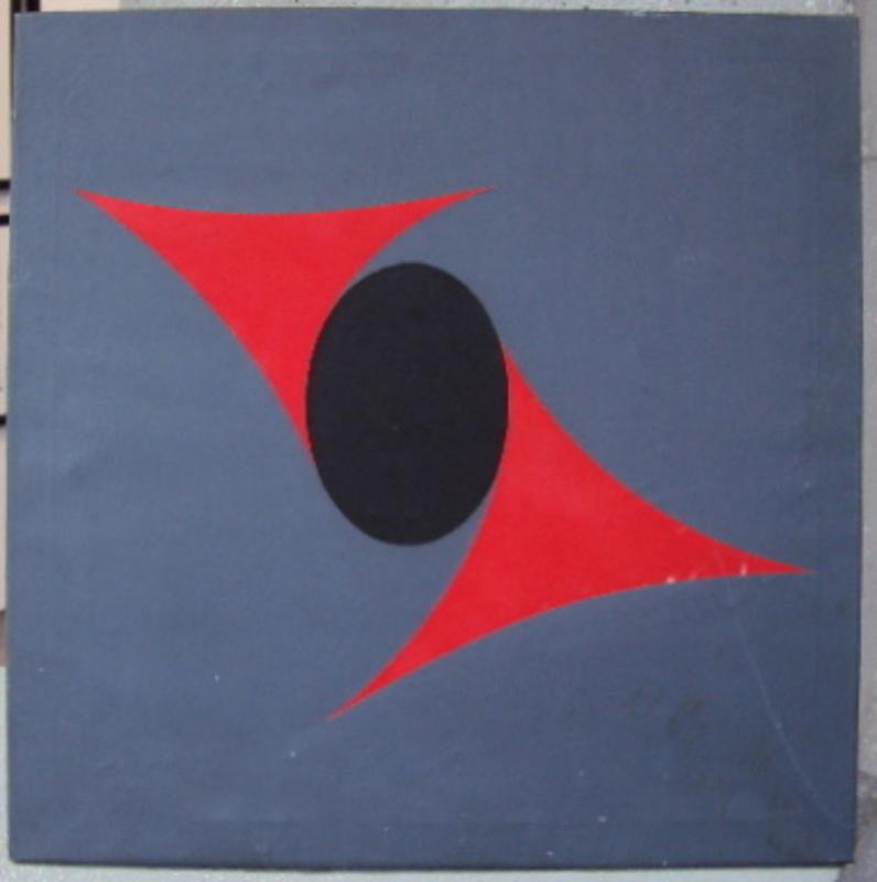 José DE RIVERA - Painting - untitled