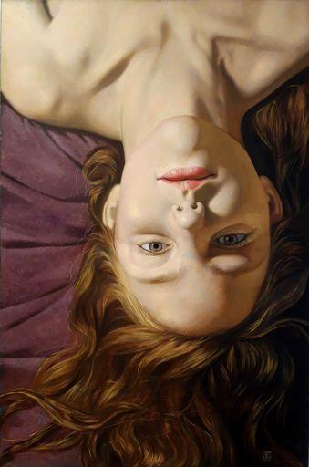 Jaroslav KURBANOV - Painting - Mit einem neuen Blick