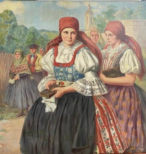 Karl Viktor MAYR - 绘画