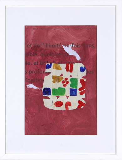 Pierre ANTONIUCCI - Drawing-Watercolor - Sans titre