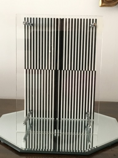 Jesús Rafael SOTO - Sculpture-Volume - PERMUTACION    XXII/CXX