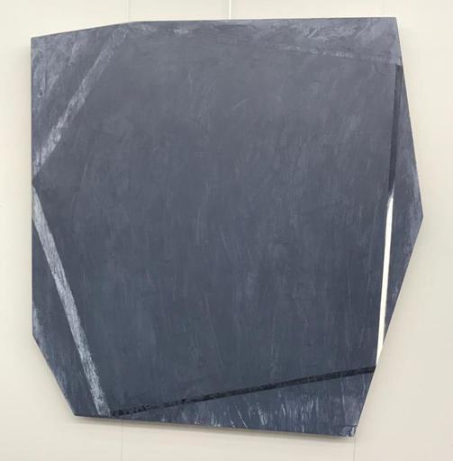 Rodolfo ARICO - Gemälde - POLIGONO GRIGIO