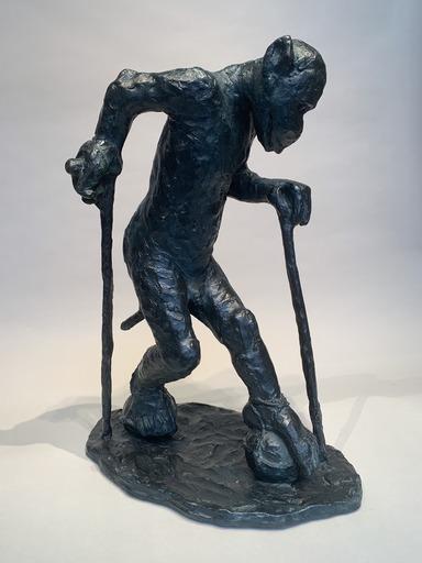 约尔格·伊门多夫 - 雕塑 - Malerstamm Baldung