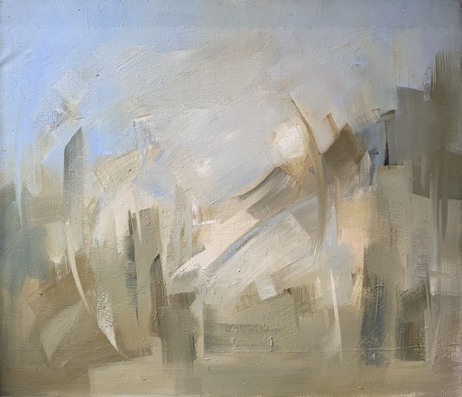 Nicky PHILIPPS - Pittura - Abstract one