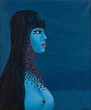 Félix LABISSE - Painting - Séléné