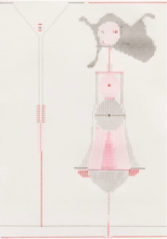 Gert & Uwe TOBIAS - Dessin-Aquarelle - Untitled 1