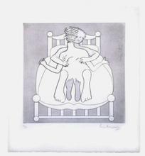 Louise BOURGEOIS - Estampe-Multiple - Metamorfosis VII (Deluxe)