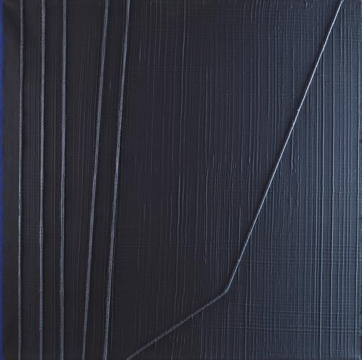 Gianfranco ZAPPETTINI - Painting - La trama e l'ordito n.109
