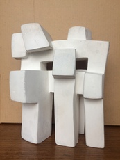 Parvine CURIE - 雕塑 - Sans titre