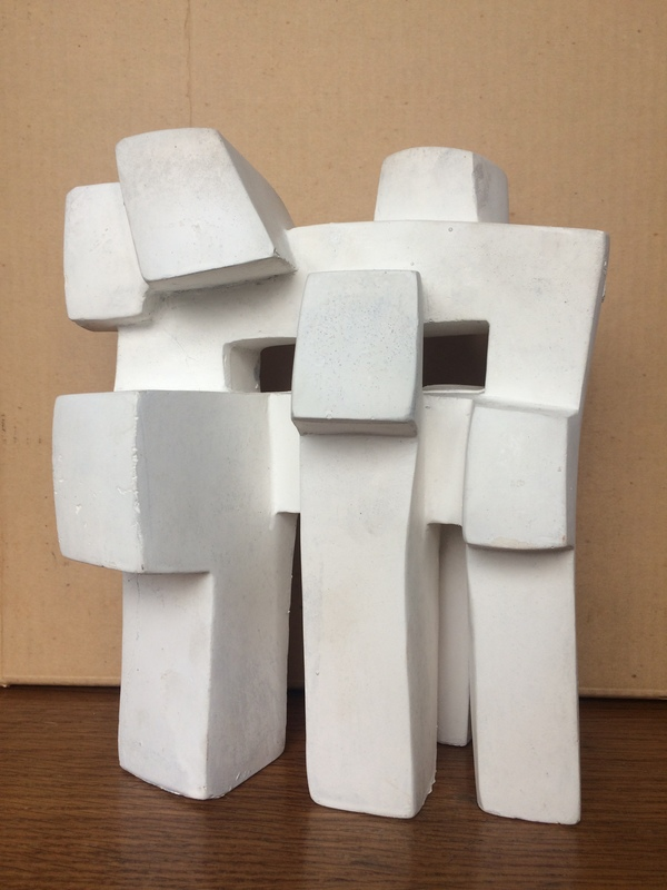 Parvine CURIE - Escultura - Sans titre