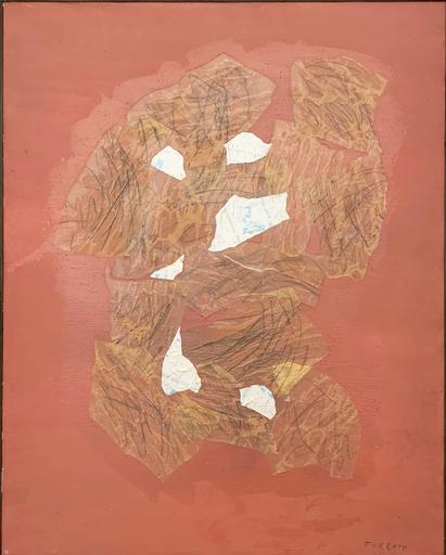 Giulio TURCATO - Painting - Senza titolo
