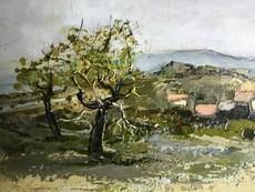Michel JOUENNE - Peinture - en provence