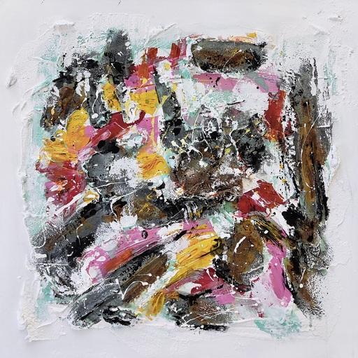 Luciano ASTOLFI - Peinture - Segni e sogni