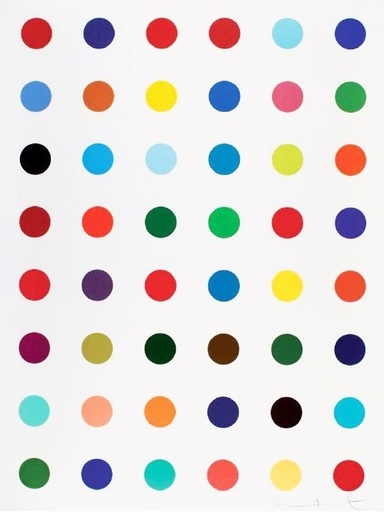 Damien HIRST - Print-Multiple - Untitled
