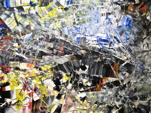 Jean-Michel BARROIS - Peinture - Carnaval