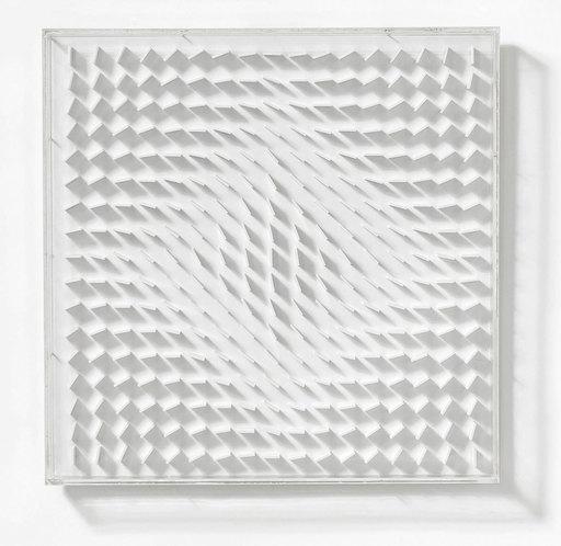 Hartmut BÖHM - 雕塑 - Quadratrelief 11-25