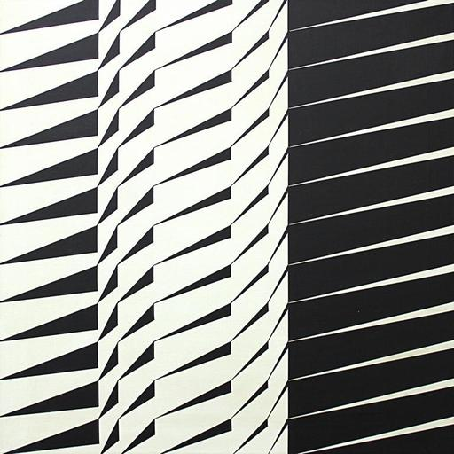 Gianfranco ZAPPETTINI - Pintura - Strutture in BX