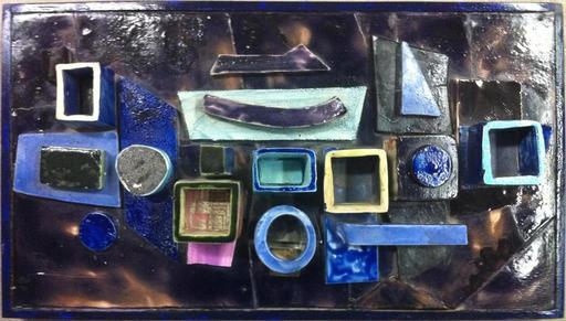 Serge MENDJISKY - Escultura - Composition