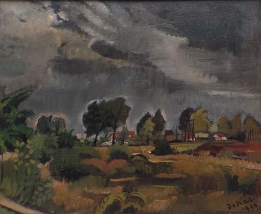 Anne Pierre DE KAT - Painting - Landscape