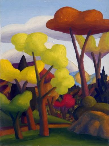 SALVO - Painting - Novembre