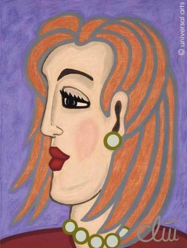 Jacqueline DITT - Peinture - Deborah