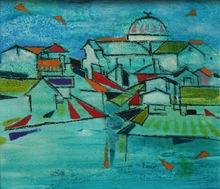 Lazzaro DONATI - Painting - Firenz
