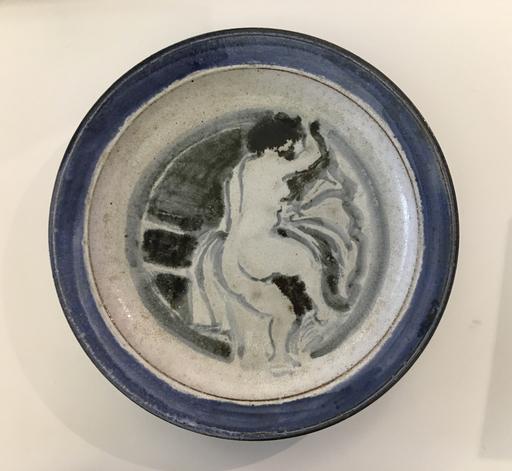 André COTTAVOZ - Ceramiche - Nu