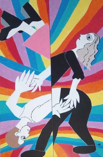 Harry BARTLETT FENNEY - Pittura - the dance
