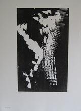 Hans HARTUNG - Radierung Multiple - LITHOGRAPHIE SIGNÉE AU CRAYON HC HANDSIGNED HC LITHO
