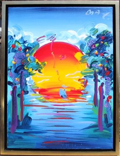 Peter MAX - Gemälde - Better World